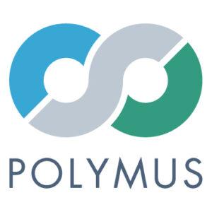 LOGO POLYMUS VERTICAL